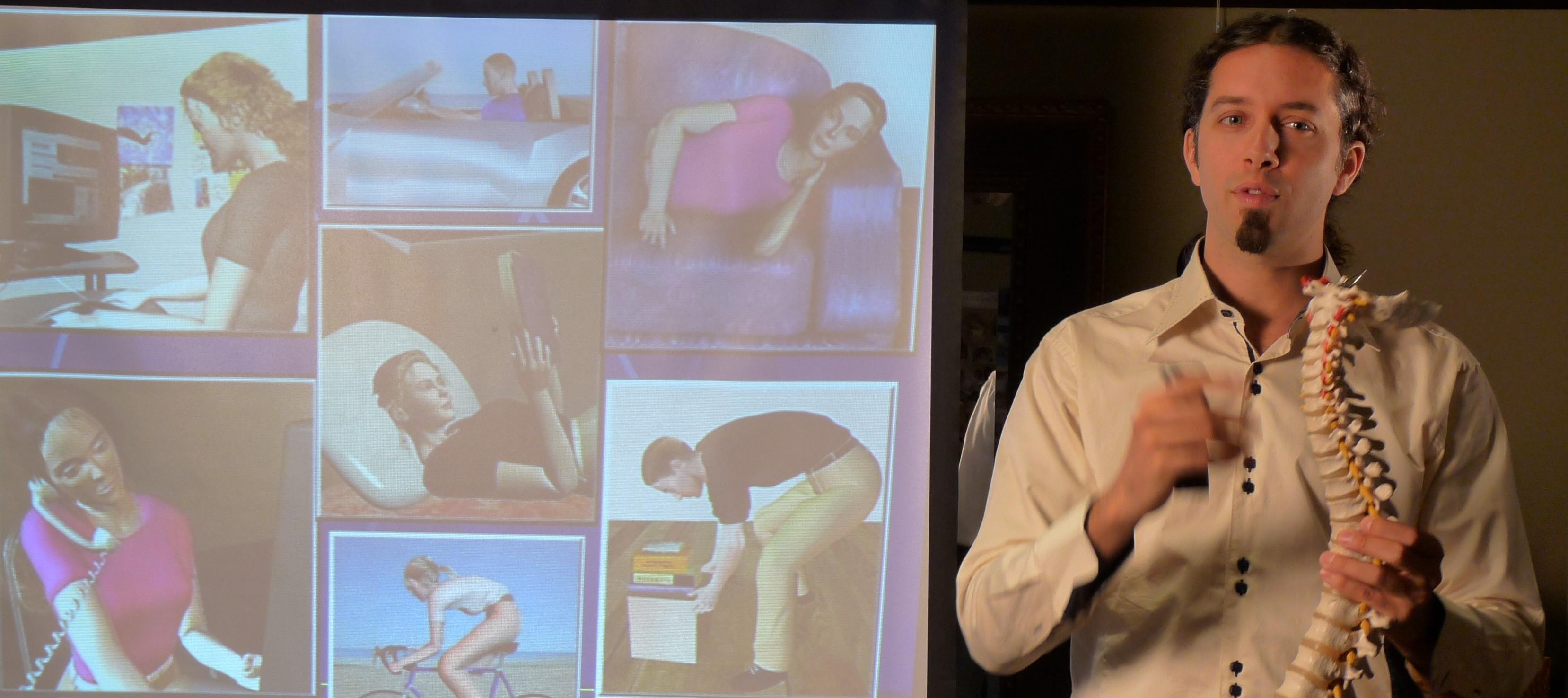 Conférence - La Vie Chiropratique