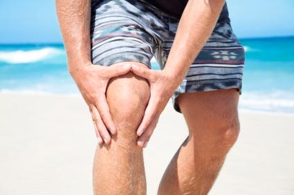 Douleur genou et chiropratique