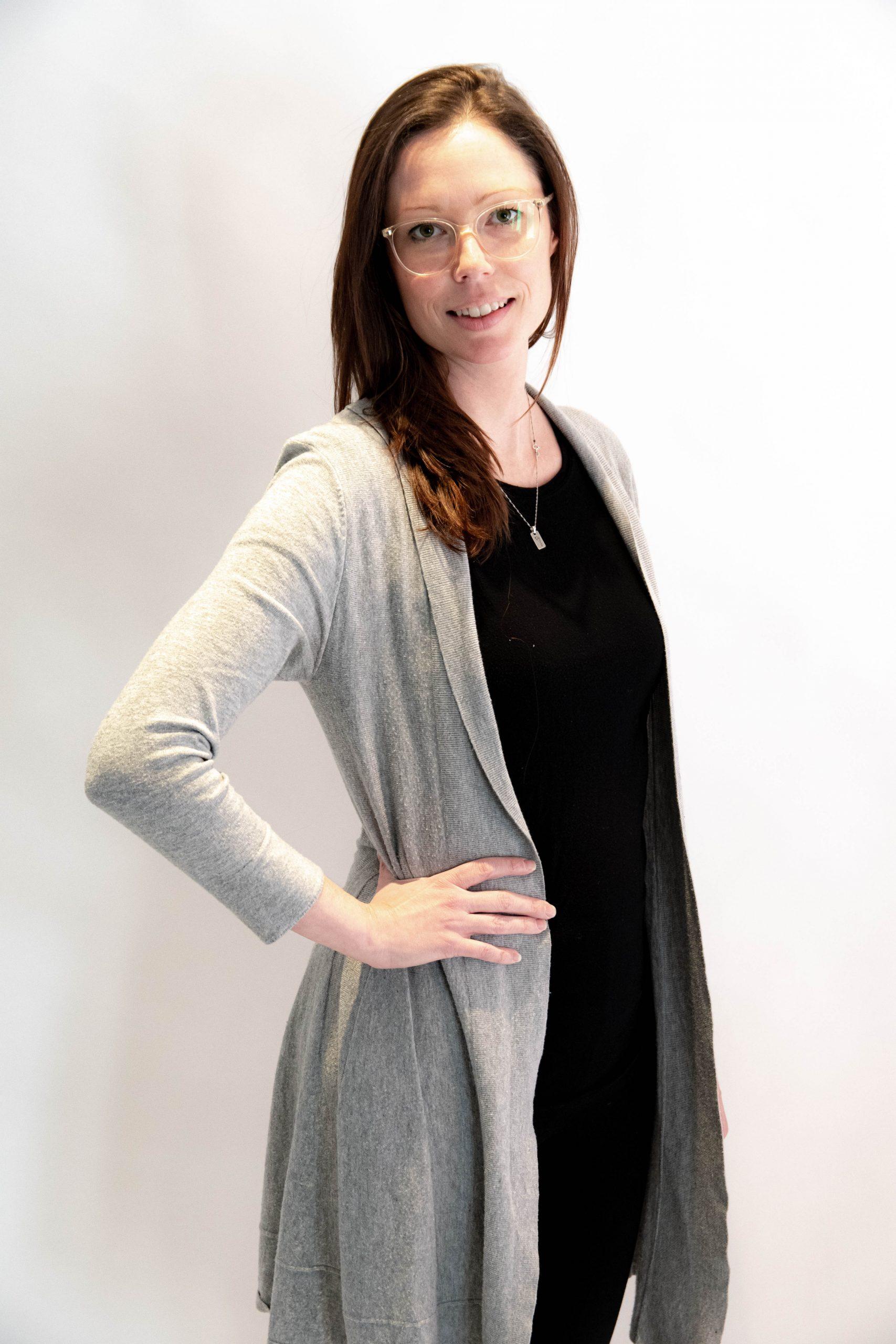 Geneviève Lafrenière, assistante chiropratique